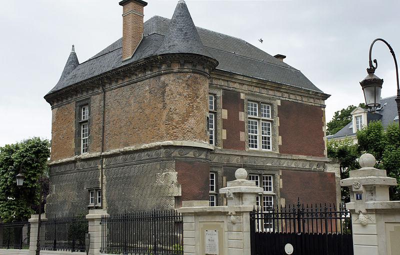 Photo du Monument Historique Pavillon de Muire situé à Reims