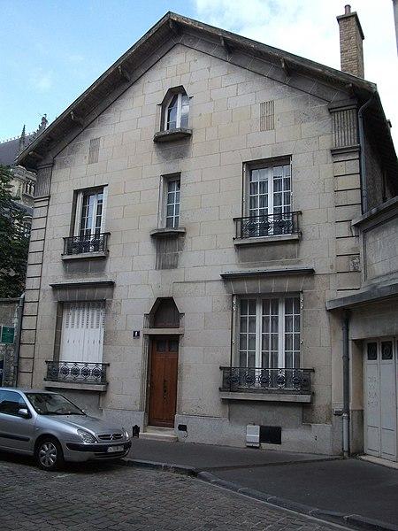 Photo du Monument Historique Porte servant autrefois d'entrée à «la Pourcelette» situé à Reims