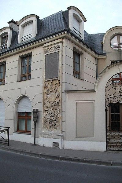 Photo du Monument Historique Porte Bazée (vestiges) situé à Reims
