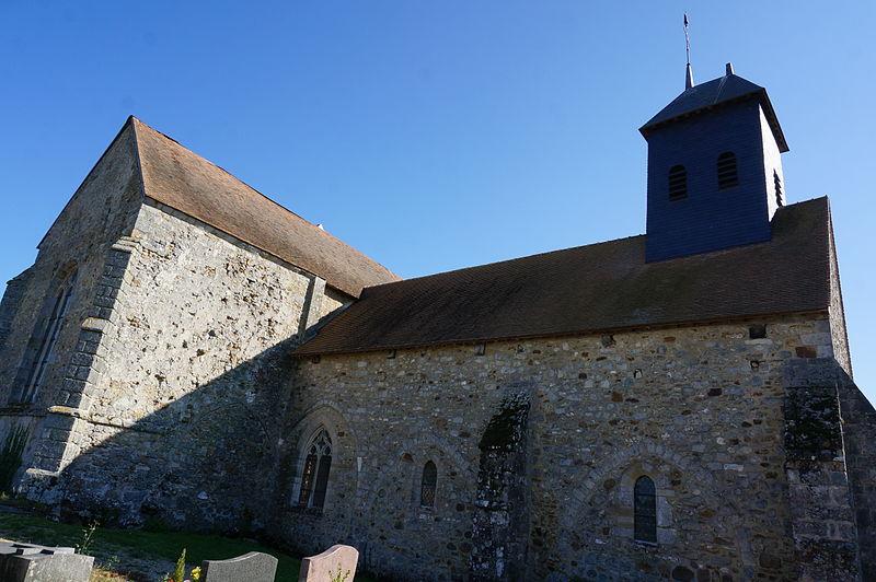 Photo du Monument Historique Eglise situé à Reuves