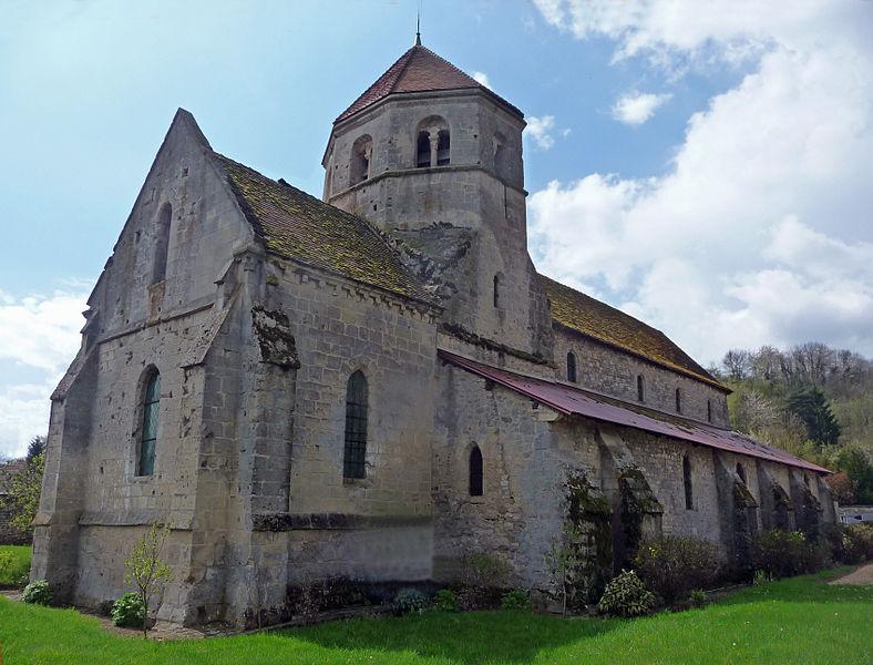 Photo du Monument Historique Eglise situé à Saint-Gilles