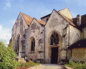 Photo du Monument Historique Eglise situé à Savigny-sur-Ardres