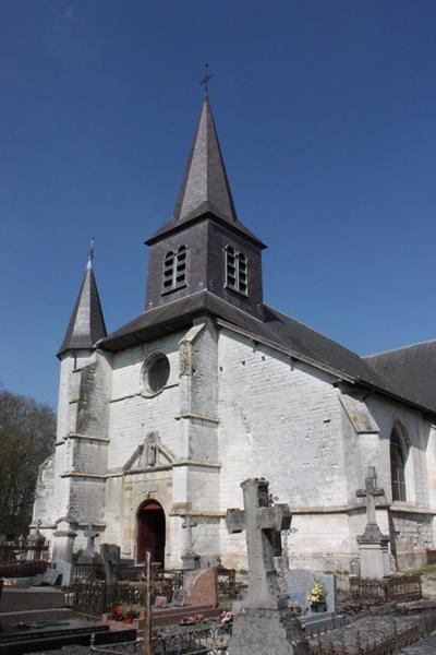 Photo du Monument Historique Eglise situé à Sompuis