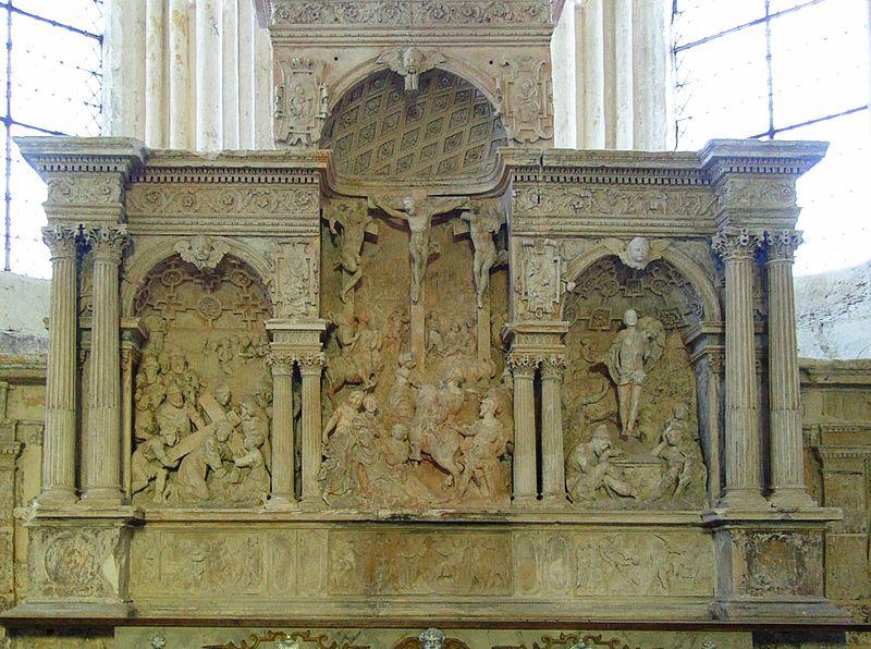 Photo du Monument Historique Eglise situé à Soudron