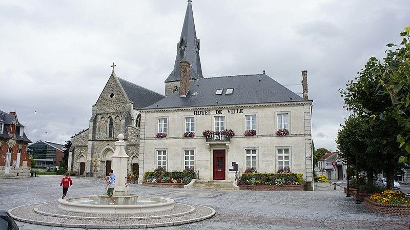 Photo du Monument Historique Eglise Saint-Martin situé à Suippes