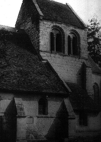 Photo du Monument Historique Eglise Saint-Rémi situé à Unchair