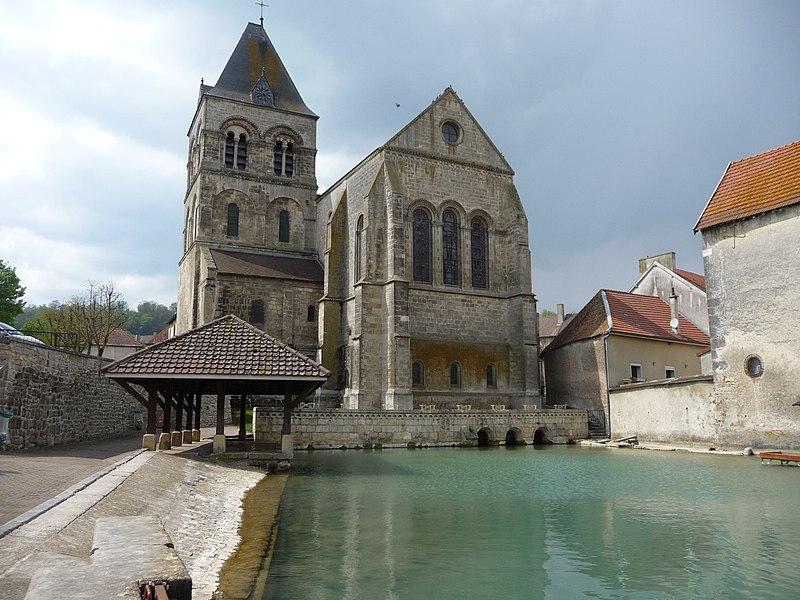 Photo du Monument Historique Eglise Saint-Martin situé à Vertus