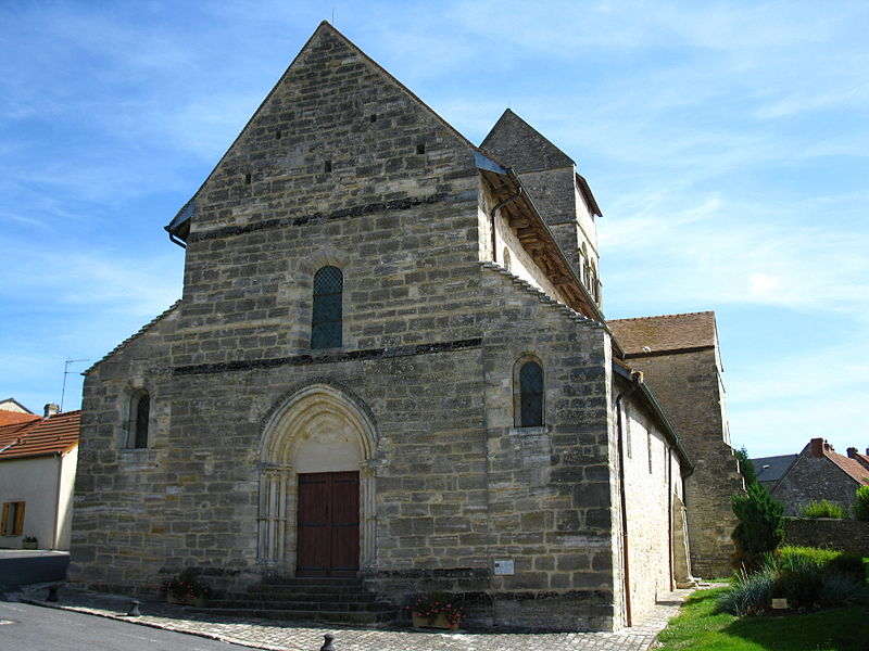 Photo du Monument Historique Eglise Saint-Laurent situé à Ville-en-Tardenois