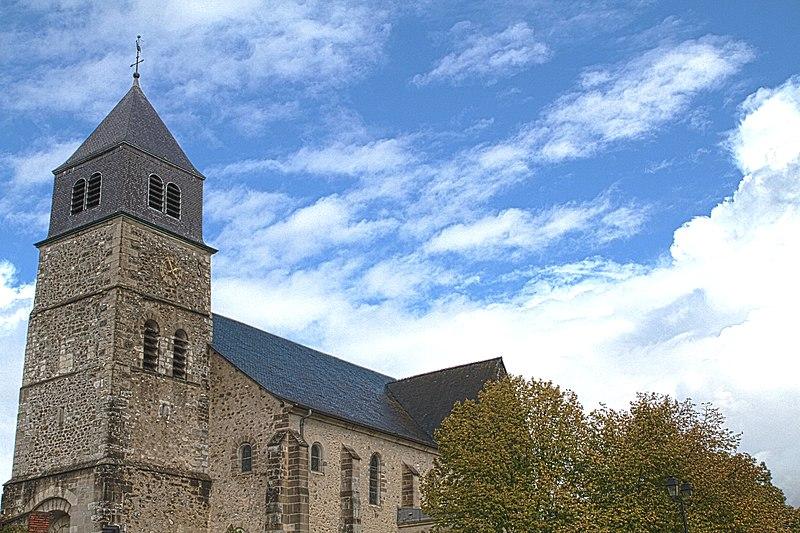 Photo du Monument Historique Eglise situé à Villers-Allerand