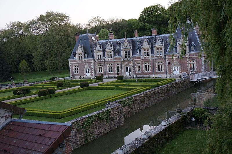 Photo du Monument Historique Château situé à Villers-aux-Bois