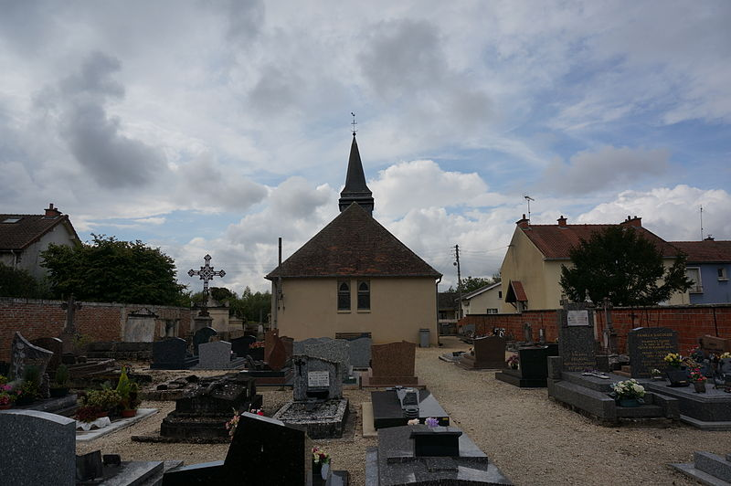 Photo du Monument Historique Chapelle Saint-Nicolas situé à Vitry-le-François