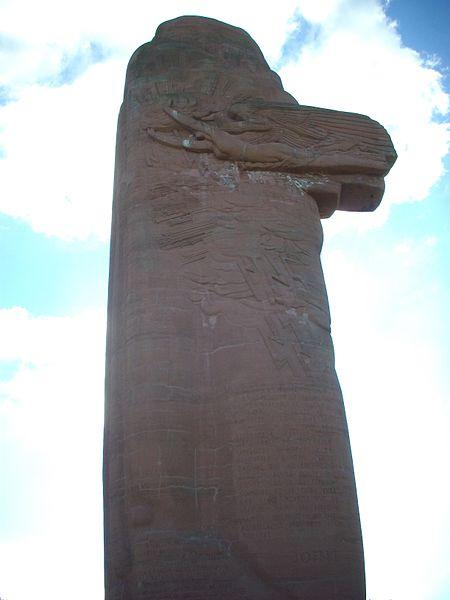Photo du Monument Historique Monument commémoratif de la Première Victoire de la Marne situé à Mondement-Montgivroux