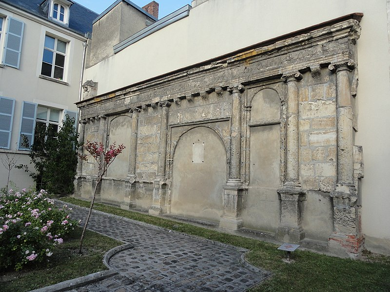 Photo du Monument Historique Maison situé à Epernay