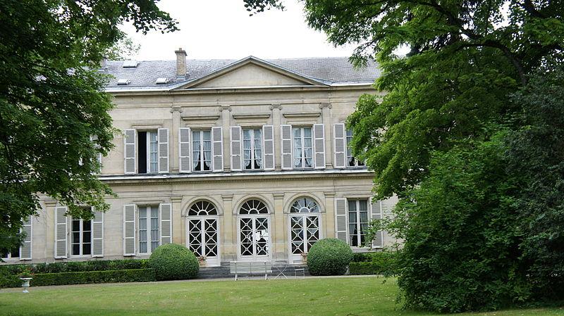 Photo du Monument Historique Château de Courcelles situé à Saint-Brice-Courcelles