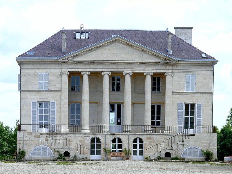 Photo du Monument Historique Château situé à Bignicourt-sur-Saulx