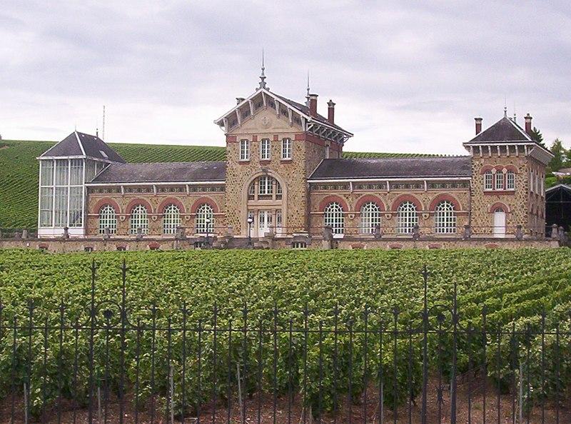 Photo du Monument Historique Ancien établissement de viticulture de la maison Moët-et-Chandon, dit  Le Fort Chabrol  situé à Épernay
