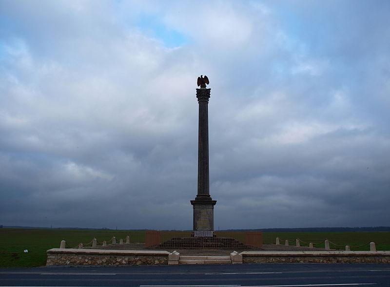 Photo du Monument Historique Colonne commémorative de Montmirail situé à Montmirail