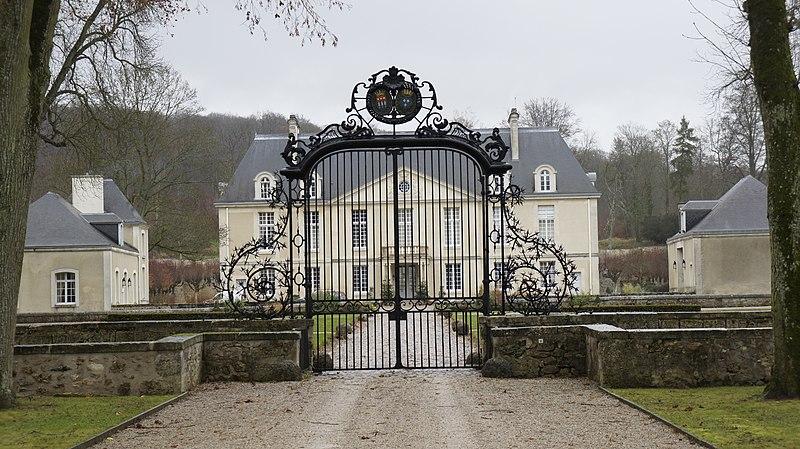 Photo du Monument Historique Château de Louvois situé à Louvois