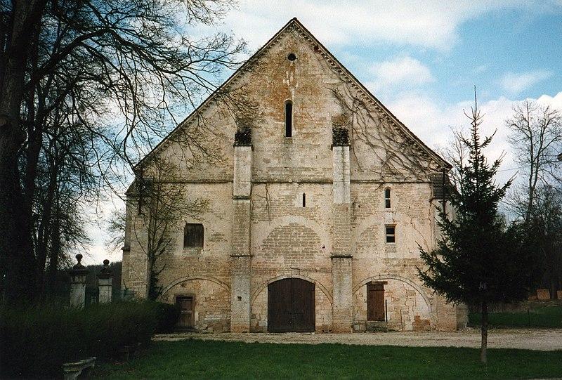 Photo du Monument Historique Abbaye de Longuay situé à Arc-en-Barrois