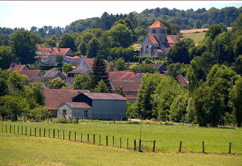 Photo du Monument Historique Eglise situé à Bay-sur-Aube