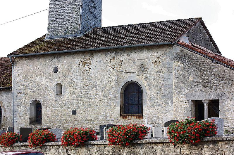 Photo du Monument Historique Eglise de Prez-sur-Marne situé à Bayard-sur-Marne