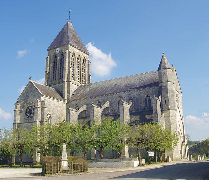 Photo du Monument Historique Eglise Notre-Dame situé à Blécourt