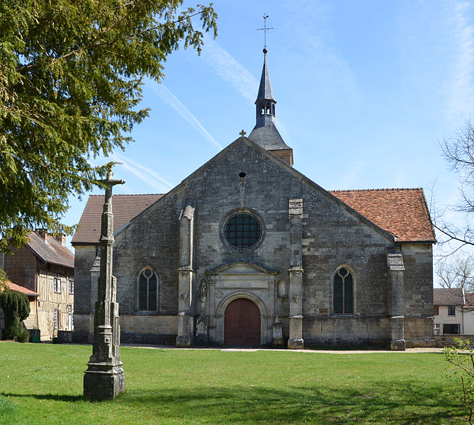 Photo du Monument Historique Eglise situé à Ceffonds