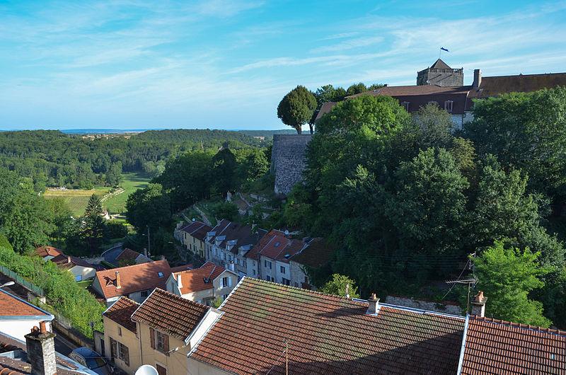 Photo du Monument Historique Château situé à Chaumont