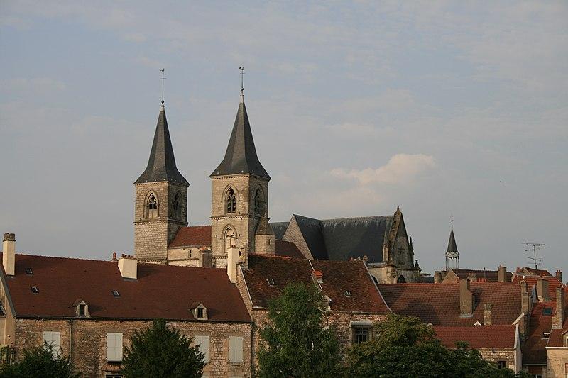 Photo du Monument Historique Eglise Saint-Jean-Baptiste situé à Chaumont