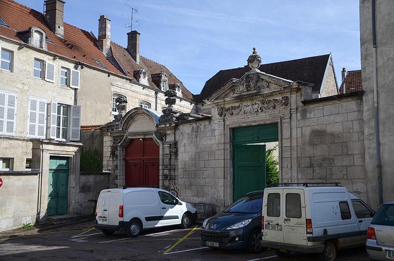 Photo du Monument Historique Hôtel situé à Chaumont