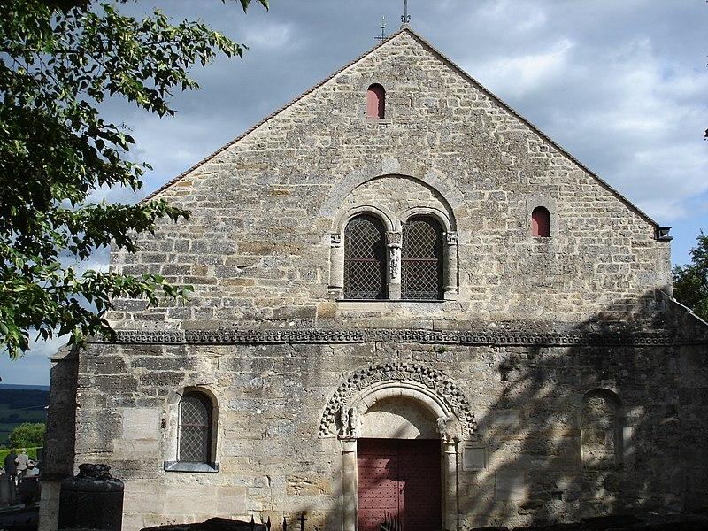 Photo du Monument Historique Eglise situé à Clefmont