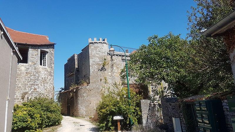 Photo du Monument Historique Château situé à Clefmont