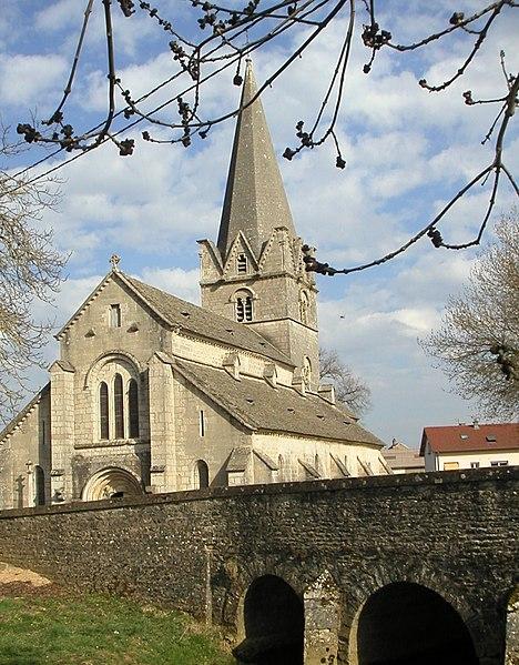 Photo du Monument Historique Eglise situé à Isômes