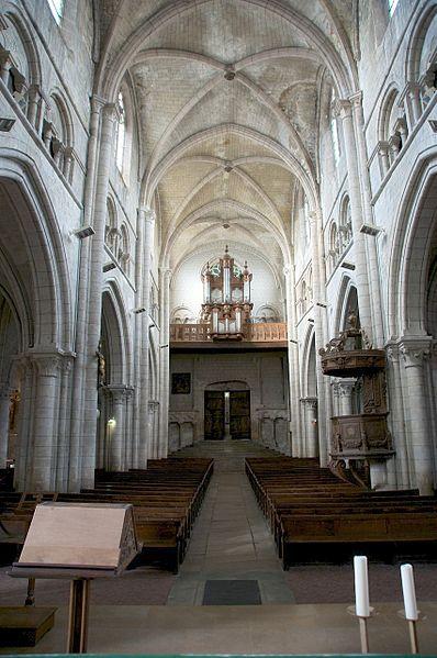 Photo du Monument Historique Eglise Notre-Dame situé à Joinville