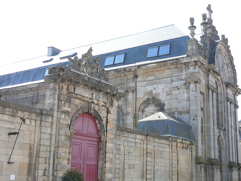Photo du Monument Historique Collège Diderot situé à Langres