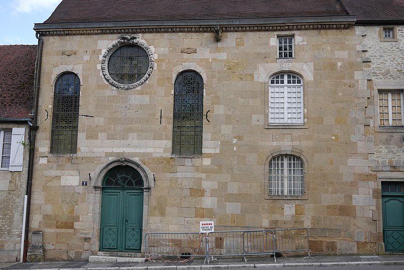 Photo du Monument Historique Couvent des Annonciades situé à Langres