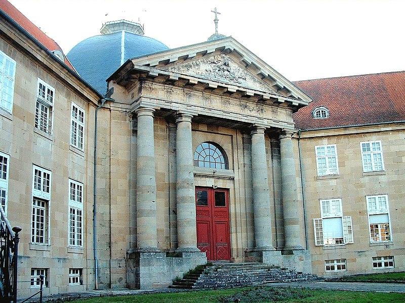 Photo du Monument Historique Hôpital de la Charité situé à Langres