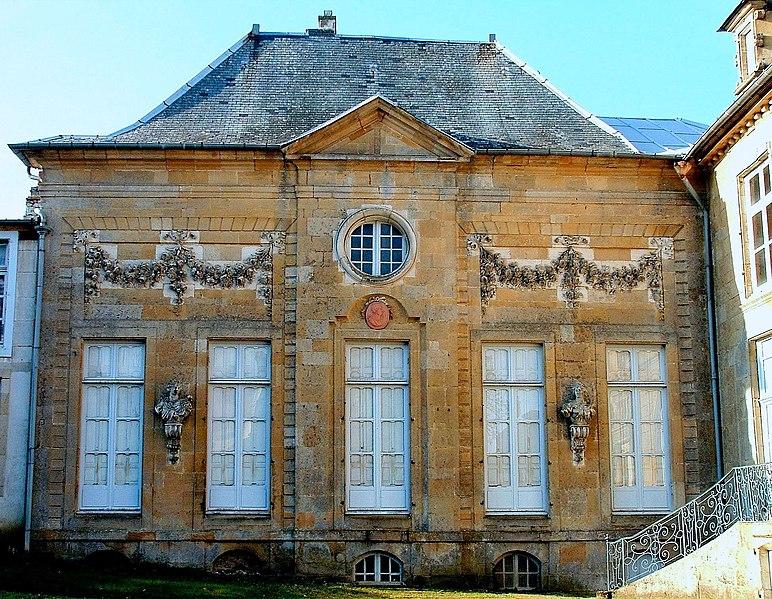 Photo du Monument Historique Hôtel du Breuil-de-Saint-Germain situé à Langres