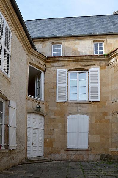Photo du Monument Historique Hôtel du Gouvernement situé à Langres