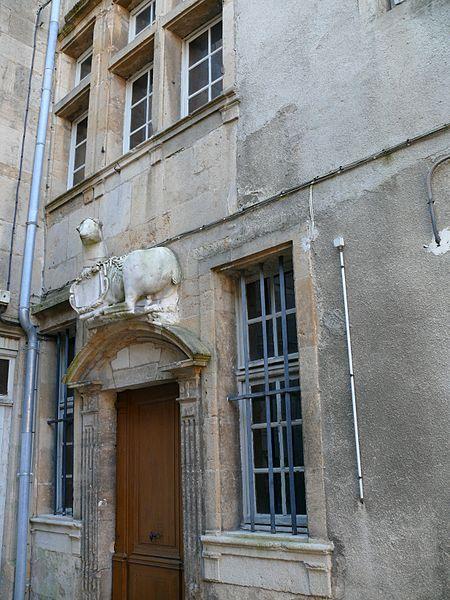 Photo du Monument Historique Hôtel situé à Langres