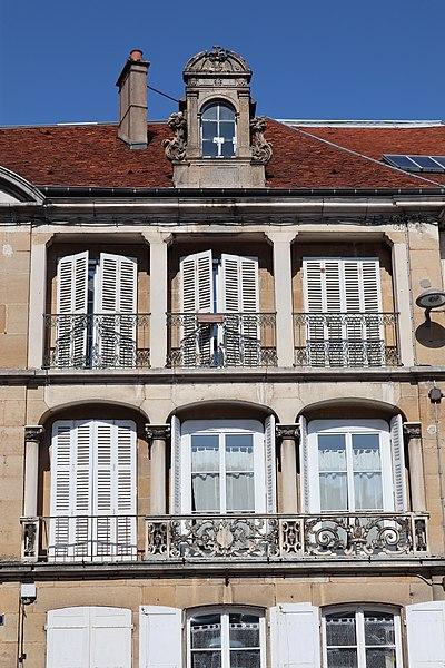 Photo du Monument Historique Maison situé à Langres
