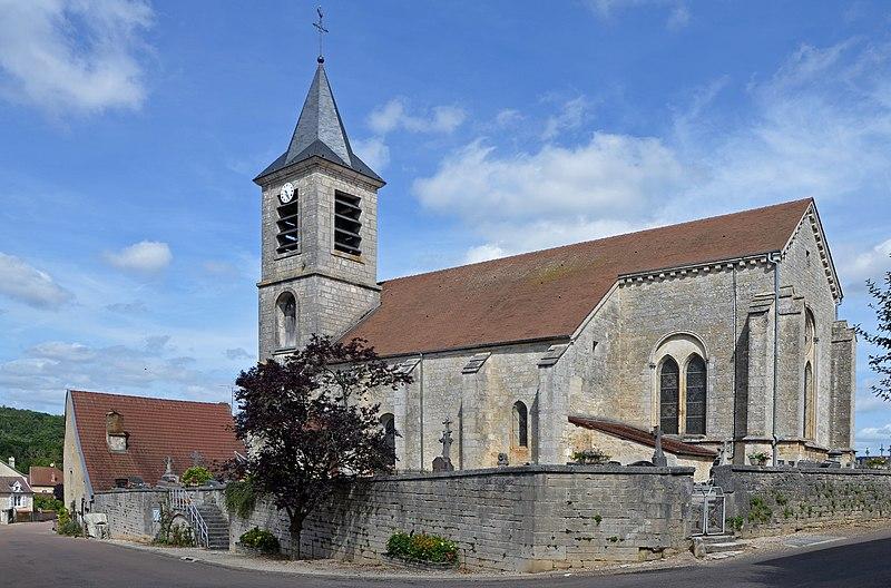 Photo du Monument Historique Eglise situé à Luzy-sur-Marne