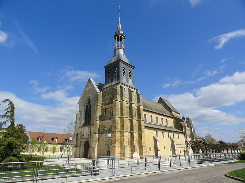 Photo du Monument Historique Eglise situé à Montier-en-Der