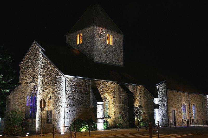 Photo du Monument Historique Eglise de Nogent-le-Bas situé à Nogent