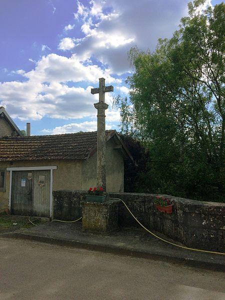 Photo du Monument Historique Croix dite des Planches situé à Rolampont