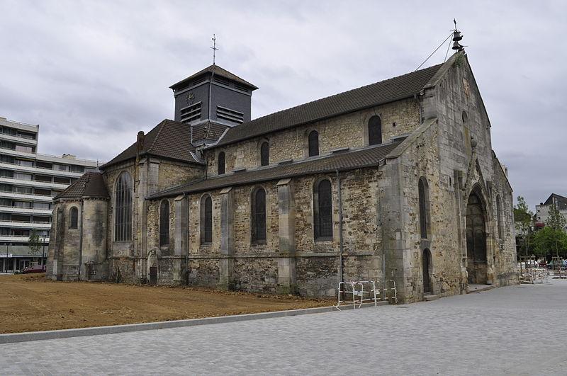 Photo du Monument Historique Eglise de Gigny situé à Saint-Dizier