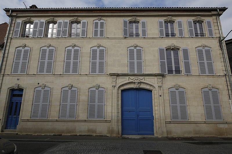 Photo du Monument Historique Maison Mougeot situé à Saint-Dizier
