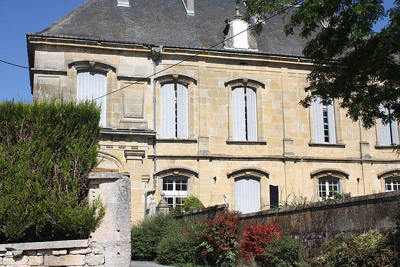 Photo du Monument Historique Abbaye de Saint-Urbain situé à Saint-Urbain-Maconcourt