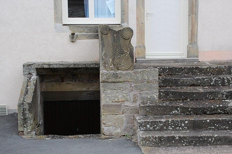 Photo du Monument Historique Maison Joly-Catel situé à Serqueux