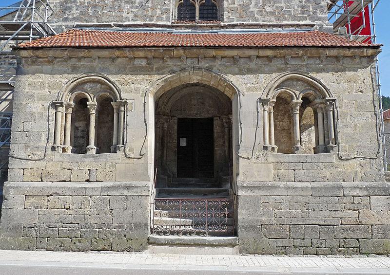 Photo du Monument Historique Eglise situé à Suzannecourt